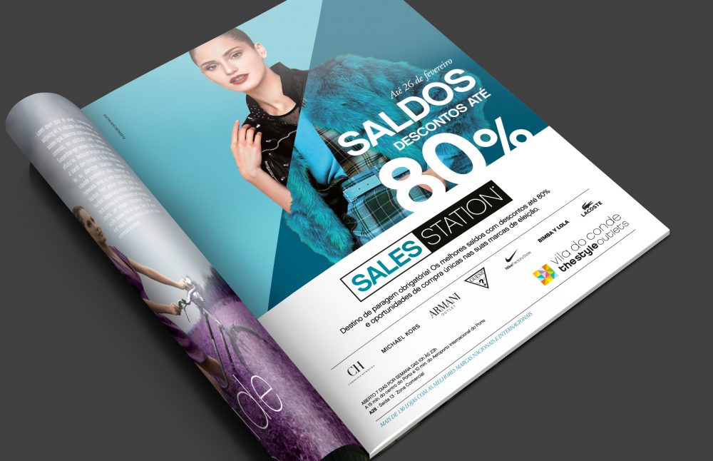The Style Outlets - Campanha de Saldos