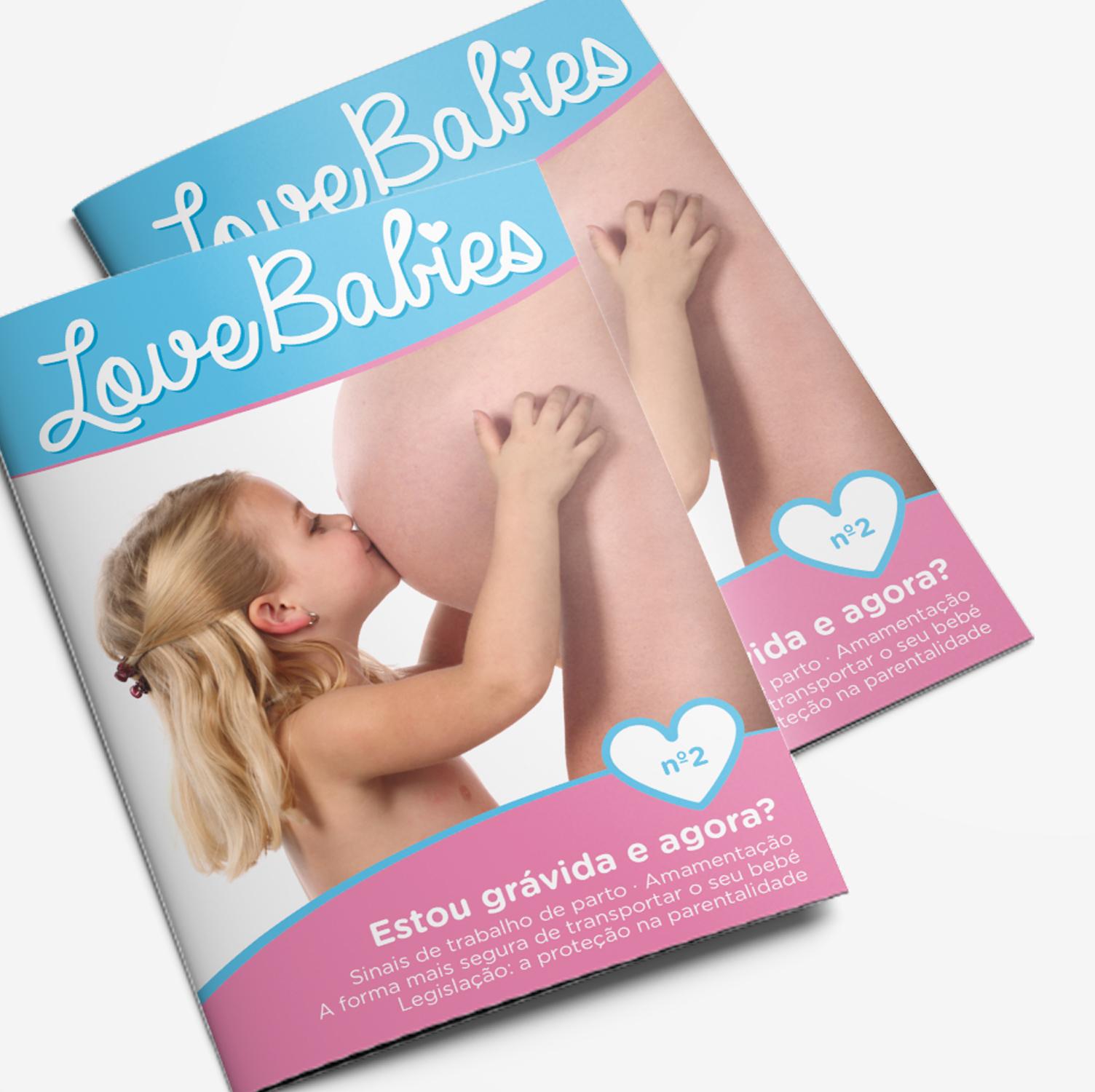 Bebé Vida - Revista Love Babies