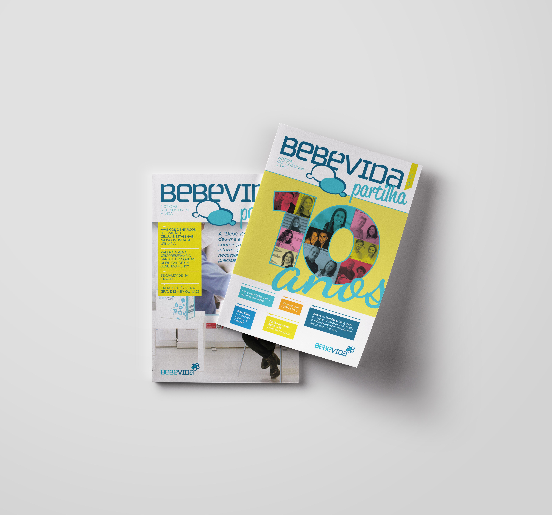 Bebé Vida - Revista Partilha