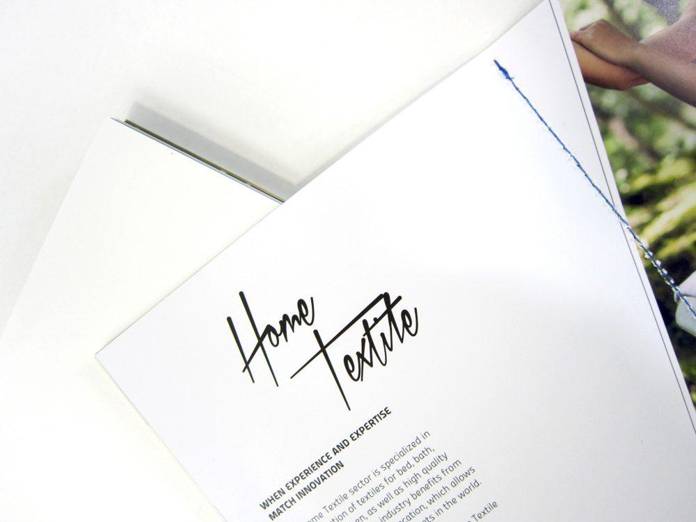 Associação Têxtil e Vestuário de Portugal - Brochura