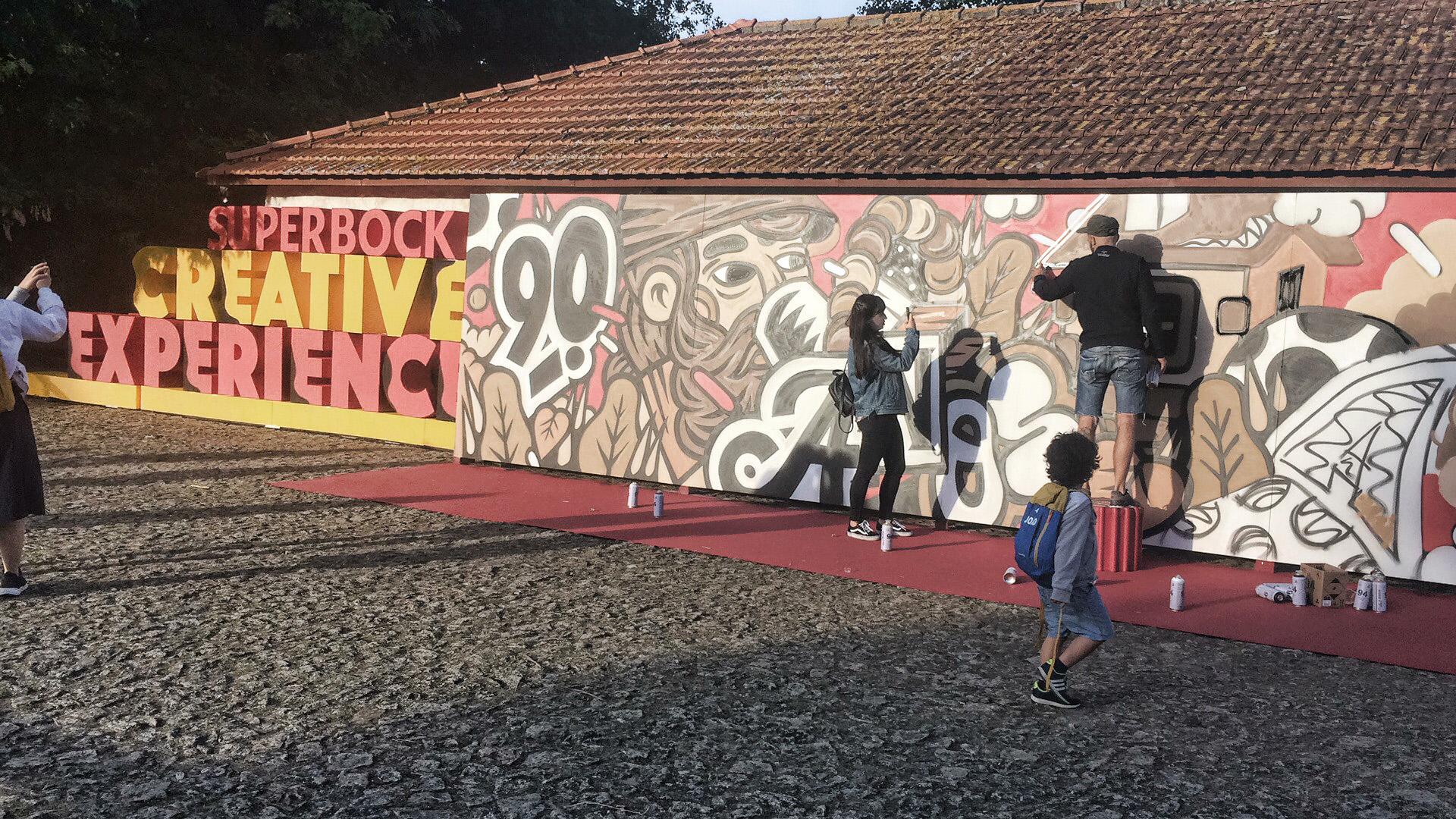 Super Bock - Creative Experience
