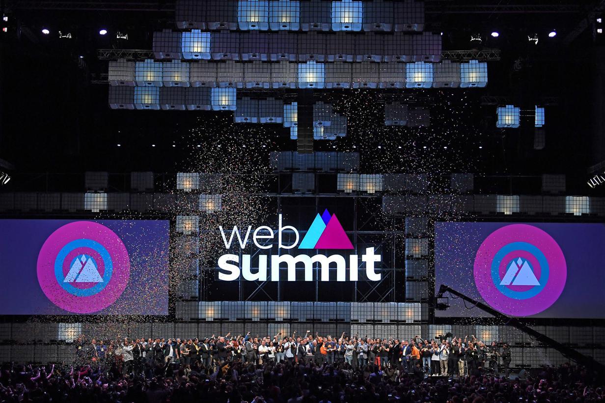 Créditos Fotográficos: Web Summit