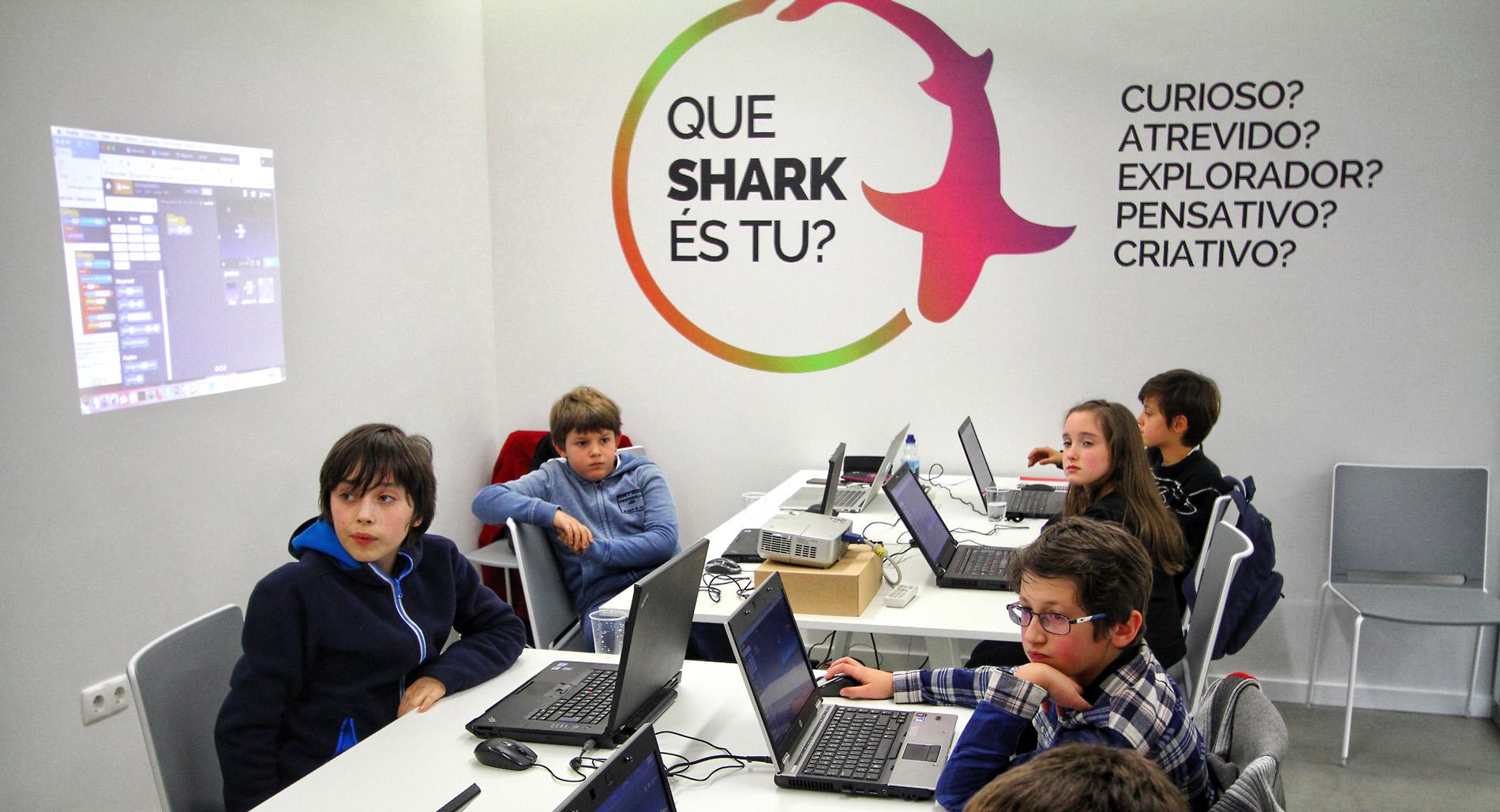 SHARKCODERS - Escola 05