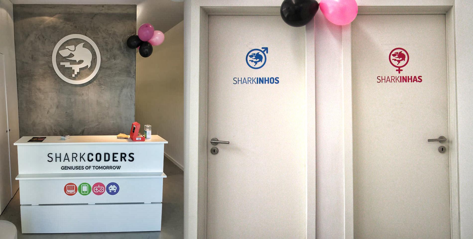 SHARKCODERS - Escola 06