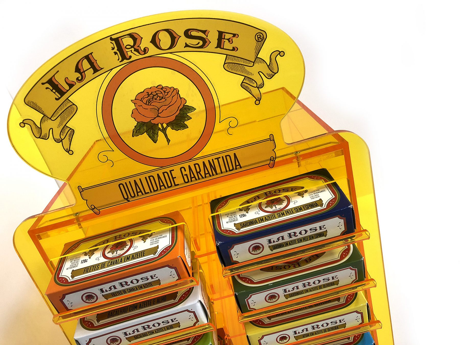 Expositor La Rose